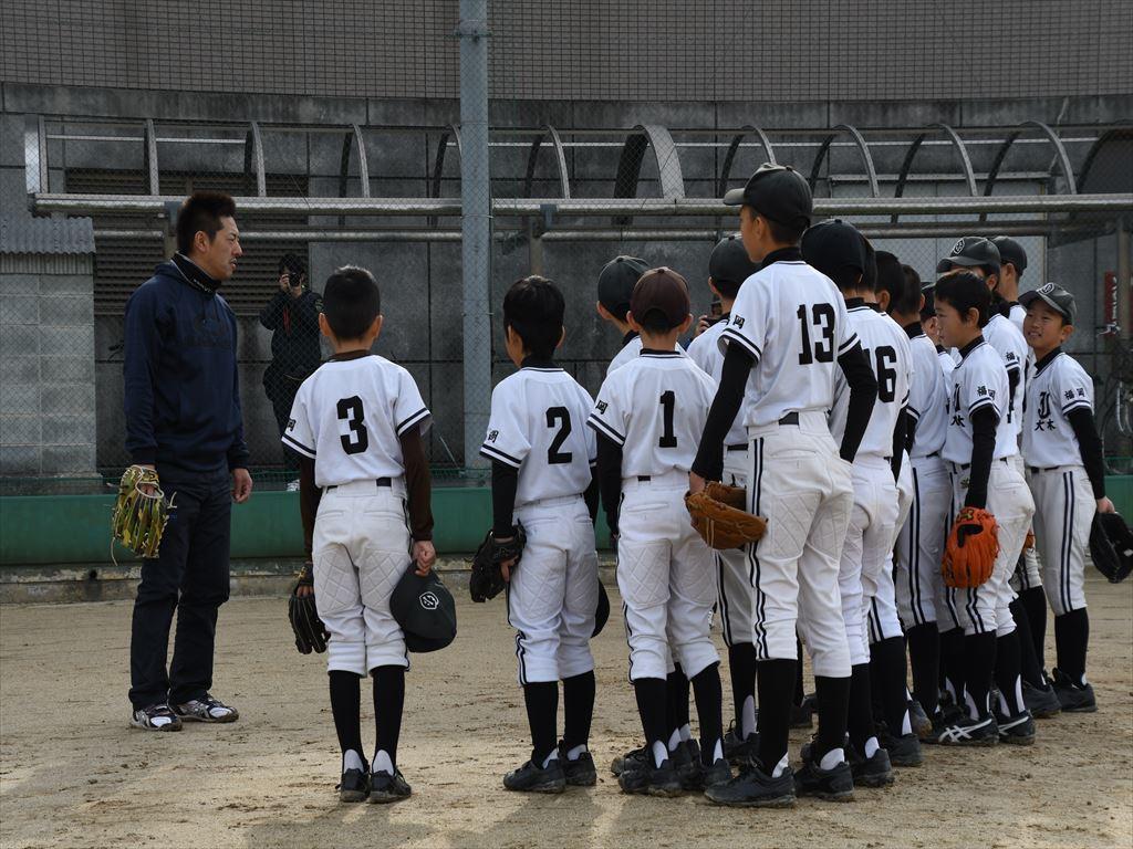 1月例会「少年野球教室」 | 柳川YEG